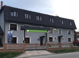 Penzión Na Mlyne, Stará Turá (Nová Lhota yakınında)