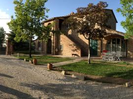 Casa dei Tigli, Cortona (Manzano yakınında)