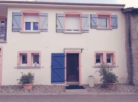Chez Violette, Destry (рядом с городом Лесс)