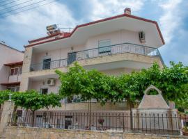 Chris Apartments, Калифея (Халкидики) (рядом с городом Кассандра)