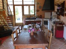 Chez Capi, Émeringes (рядом с городом Ouroux)