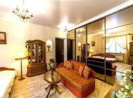 Apartments on Nezavisimosti 103