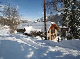 Maison d'hôtes le Rozet, Uvernet-Fours
