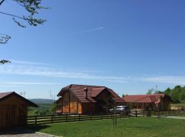 Lovačka kuća Blatuško brdo, Novska