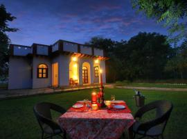 Mela Kothi - The Chambal Safari Lodge, Bāh