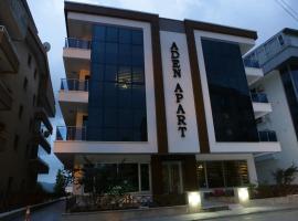 aden apart, Çankaya (in de buurt van Golbası)