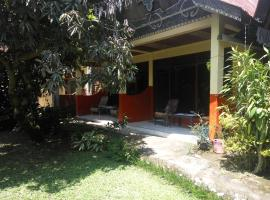 merlyn guest house, Tuk Tuk (рядом с городом Pematangraya)