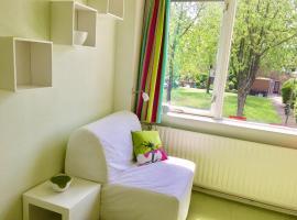 Short long stay kitchenette room Utrecht Amsterdam