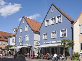 Hotel Weisses Lamm, Veitshöchheim (Erlabrunn yakınında)