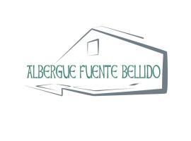 Albergue Fuente Bellido, Casas Altas (Casas Bajas yakınında)
