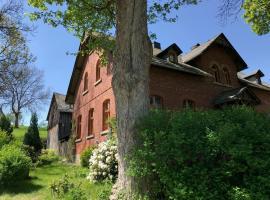 Ferienhaus Landhaus Bad Brambach, Bad Brambach (Aš yakınında)