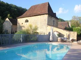 Chambres d'hôtes la Licorne, Valojoulx (рядом с городом La Chapelle-Aubareil)