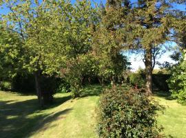Gite a la campagne, Courcelles-au-Bois (рядом с городом Mailly-Maillet)