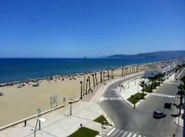 Appartement luxueux Vue sur Mer pied dans l'eau Région Tanger - Tetouan, Martil