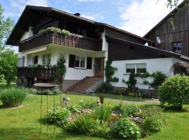 Haus Schneider, Egg