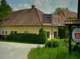 Apartmán U Cukrářky, Vítějeves (Crhov yakınında)
