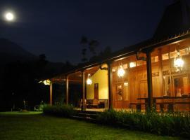 Ipienk Resort Tawamangu, Tawangmangu (рядом с городом Karangpandan)