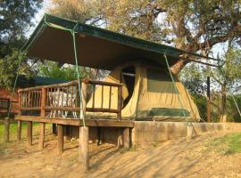Kwa Nokeng Lodge, Sherwood (Lekala yakınında)
