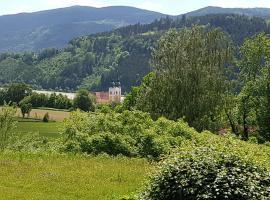 Top Appartement mit schönem Donaublick, Obernzell (À proximité de: Untergriesbach)