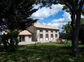 La Percoterie, Saint-Vincent-sur-Graon (рядом с городом Le Champ-Saint-Père)