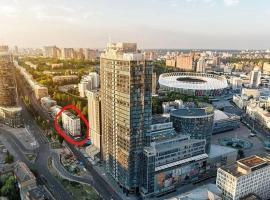 Apartment, Lesi Ukrainky Boulevard, 2