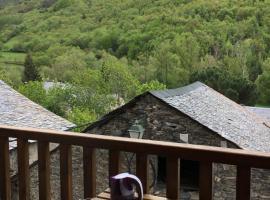 Apartament de Sequet, Ainet de Besan (Arahós yakınında)