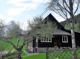 Ferienhaus Nachbagauer, Johnsbach (Radmer an der Hasel yakınında)