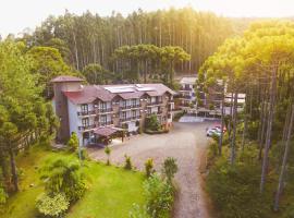 Hotel San Ghermann, Arroio Trinta (Near Videira)