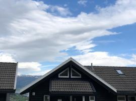 Voss Hytte/Cabin, Skulestadmo