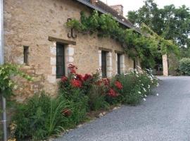 House Cheville - 4 pers, 60 m2, 3/2 1, Chevillé (рядом с городом Cossé-en-Champagne)