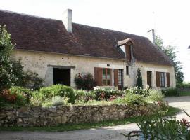 House Verneuil sur indre - 2 pers, 65 m2, 2/1 2, Verneuil-sur-Indre (рядом с городом La Pinçonnière)