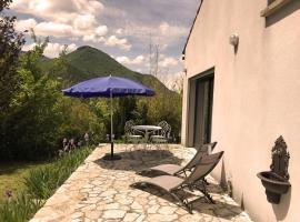 La maison de Reilhanette, Reilhanette (рядом с городом Montbrun-les-Bains)