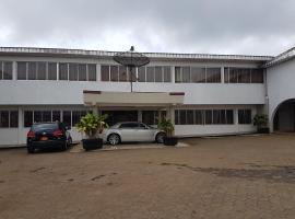 Miss Bright Hotel, Buea (рядом с регионом Meme)