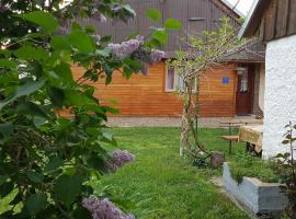 Holiday house Brušane, Brušane (рядом с городом Trnovac)