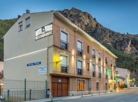 Hotel Parras Arnedillo, Arnedillo