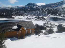 Posada de las nieves, Villa Pehuenia (Liucura yakınında)