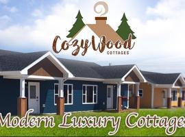 Cozy Wood Cottages