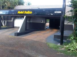 Motel Dallas, Londrina (Congonhas yakınında)