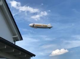 Ferienwohnung am Zeppelin Hangar