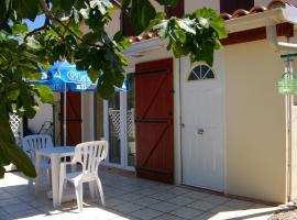 mas pech long, Vendres (рядом с городом Lespignan)