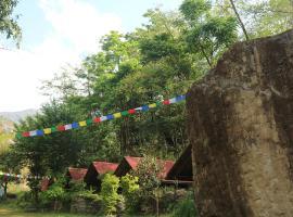 The Borderlands Eco-Adventure Resort, Tempāthāng