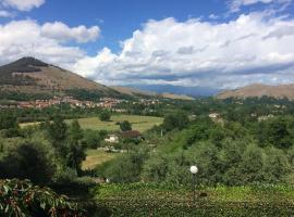 Affittacamere Castel Morrone, Castel Morrone (Limatola yakınında)