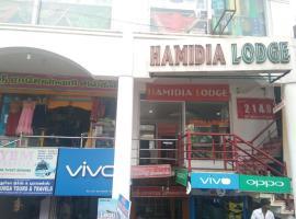 Hamidia Lodge