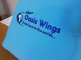 Oasis Wings Hotel, Mannar