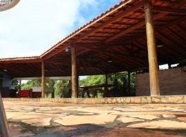 Chacara Pratinha, Iraquara (Afrânio Peixoto yakınında)