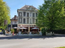 Auberge de la marquise, Arnac-Pompadour