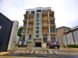 Hallmark Apartments, Аккра (рядом с городом Okponglo)