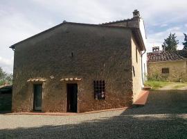 La tua terrazza sul Chianti, Montespertoli (San Quirico in Collina yakınında)