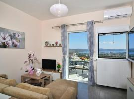 Best View Apartment 2, Nerokoúros (рядом с городом Agios Georgios)