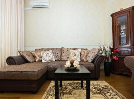 Apartment on Bol'shoy Palashevskiy Pereulok
